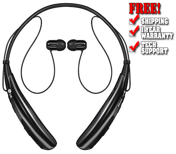 Lg Hbs750 Tone Pro Bluetooth Headset 123dj Chicago Dj Equipment