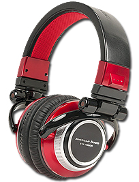 American Audio ETR1000R Headphones