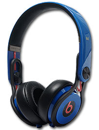 Beats by Dre Mixr Blue