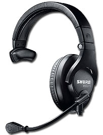 Shure BRH441M Headphones