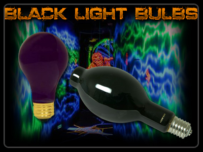 Black Light Bulbs