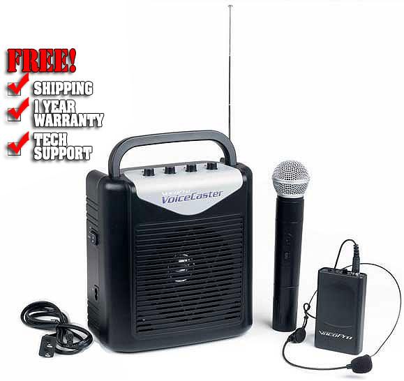 VocoPro VoiceCaster