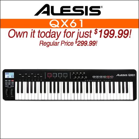 Alesis QX61
