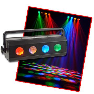 Eliminator Electro Bar LED