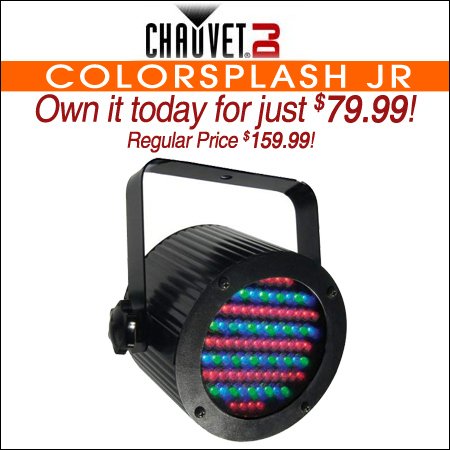 Chauvet ColorSplash JR