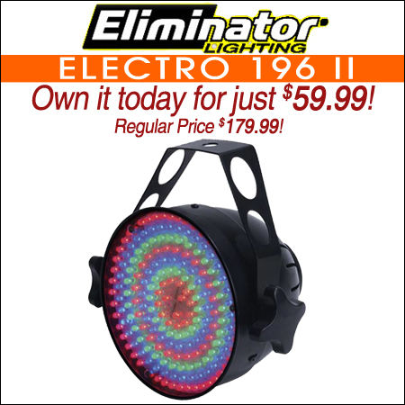 Eliminator Electro 196 II