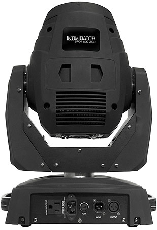 Intimidator Spot LED 350 Bundle