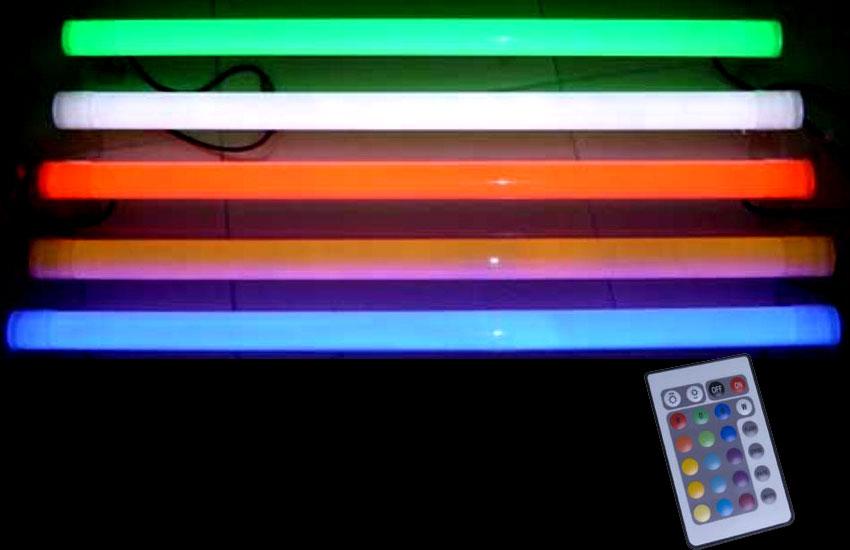 Led Color Tube