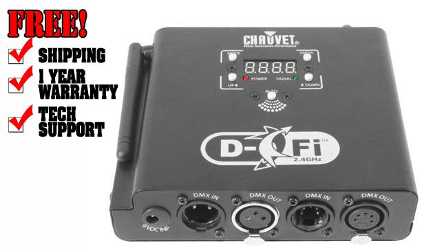 Chauvet D-Fi 2.4GHz
