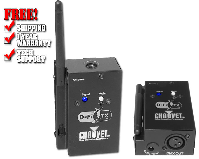 Chauvet D-Fi TX 2.4