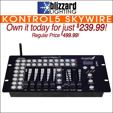 Blizzard Kontrol5 Skywire