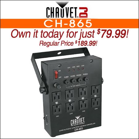 Chauvet CH-865