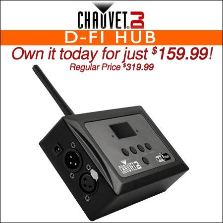 Chauvet DJ D-Fi Hub
