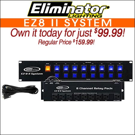 Eliminator EZ8 II System