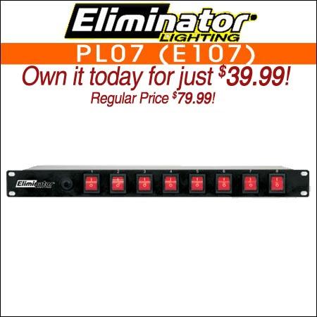 Eliminator PL07 (E107)
