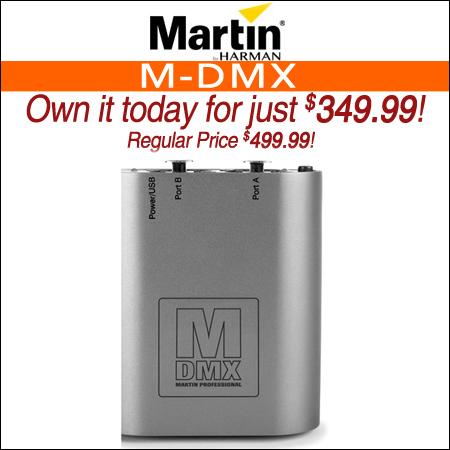Martin M-DMX