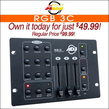 American DJ RGB 3C