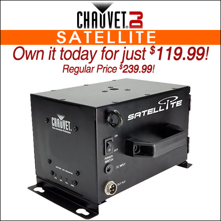 Chauvet Satellite
