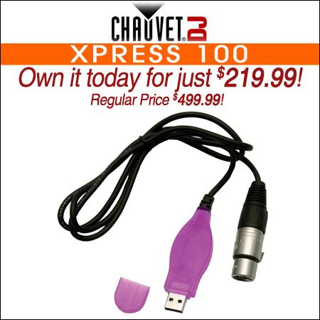 Chauvet XPress 100