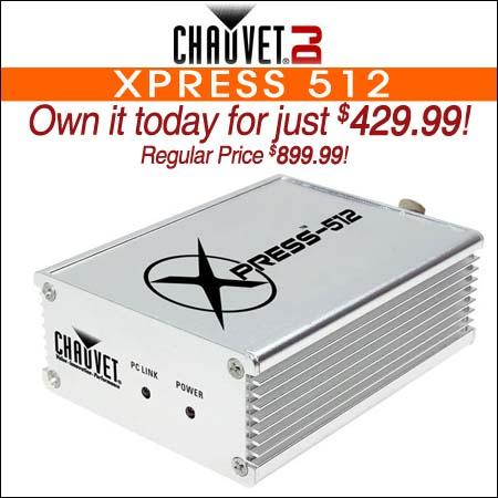 Chauvet Xpress 512