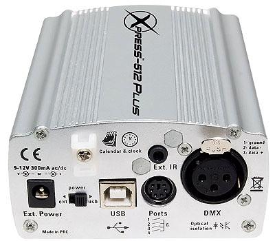 Chauvet Xpress 512 Plus
