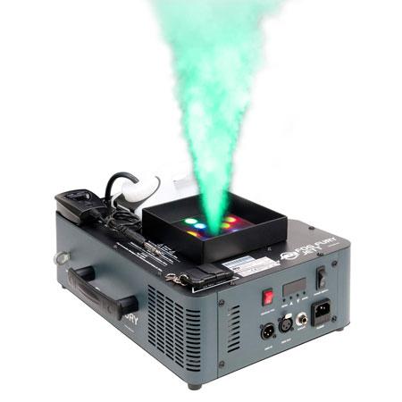 American DJ Fog Fury Jett Bundle
