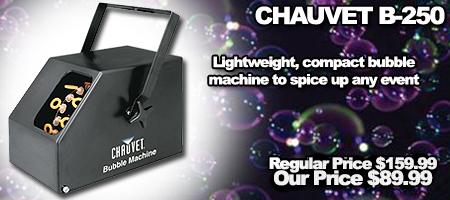 Chauvet B250