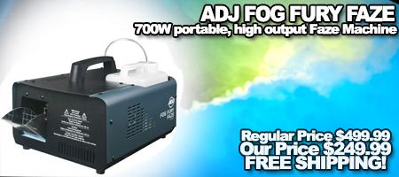 Fog Fury Faze
