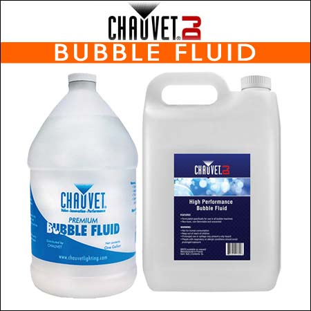 Bubble Fluid