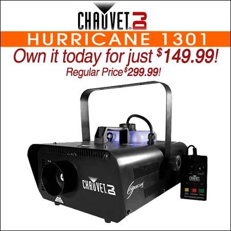 Chauvet DJ Hurricane 1301