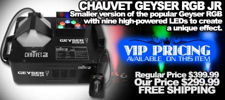 Geyser RGB JR