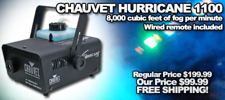 Hurricane 1100