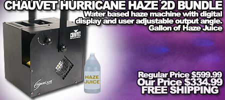 Hurricane Haze 2D Bundle