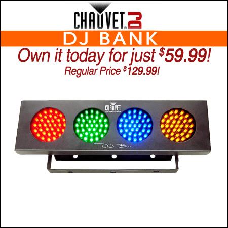 Chauvet DJ Bank