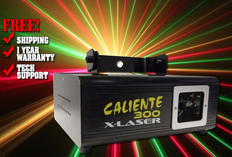 X-Laser Caliente 300
