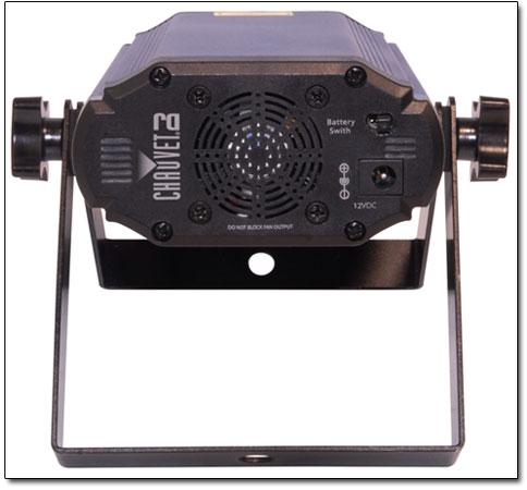 Chauvet EZMiN Laser RBX