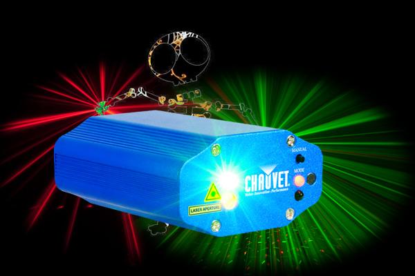 Chauvet Min Laser RGX