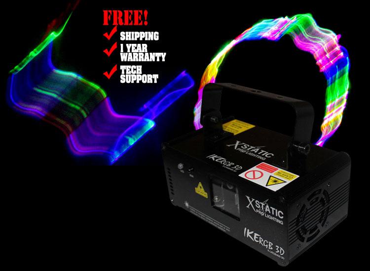 XStatic IKE RGB 3D