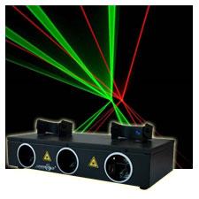 Laserworld EL-200RGB 200mW RGB Laser Effect
