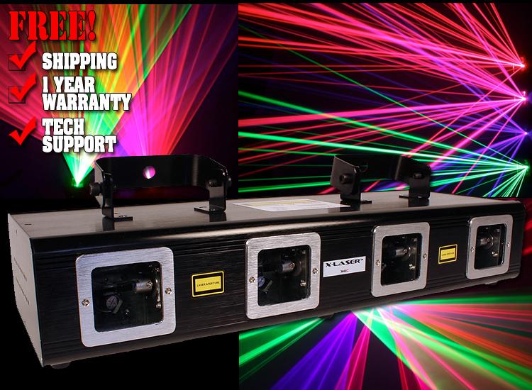 X-Laser X4C