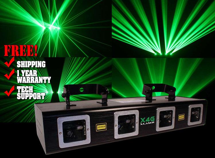 X-Laser X4G