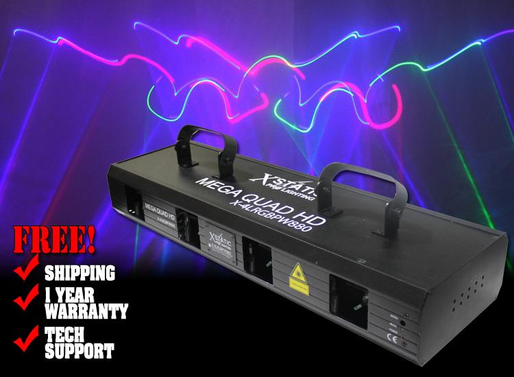 XStatic X-4LRGBPW880