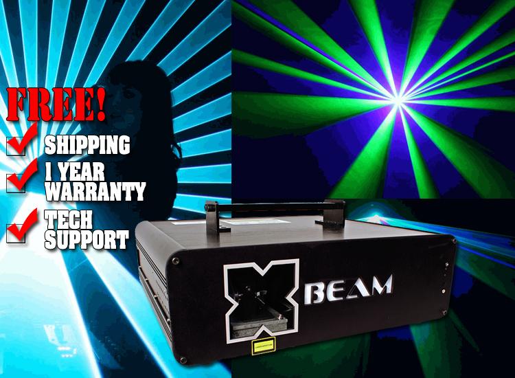 X-Laser X-Beam Cyan