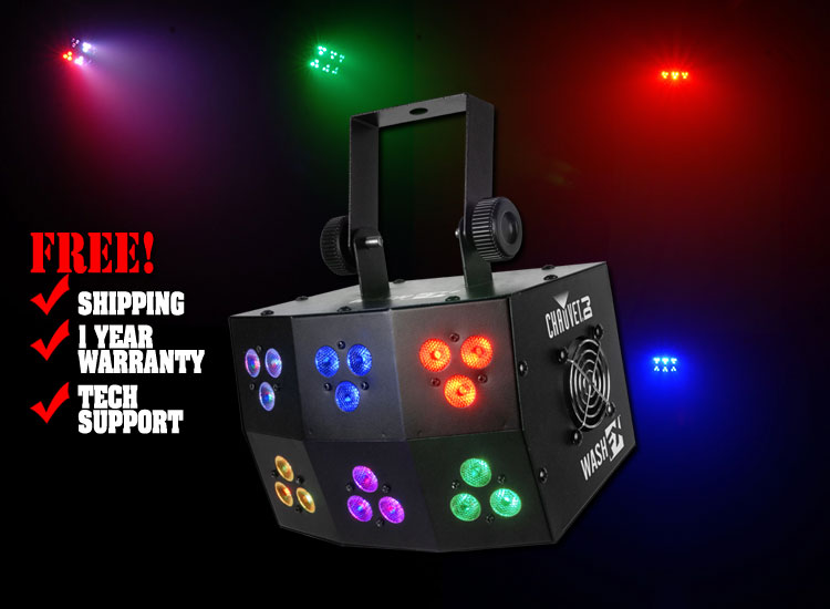 Wash FX LED Light