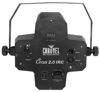 Chauvet DJ Circus 2 IRC