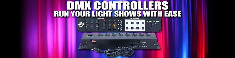 DMX Controllers
