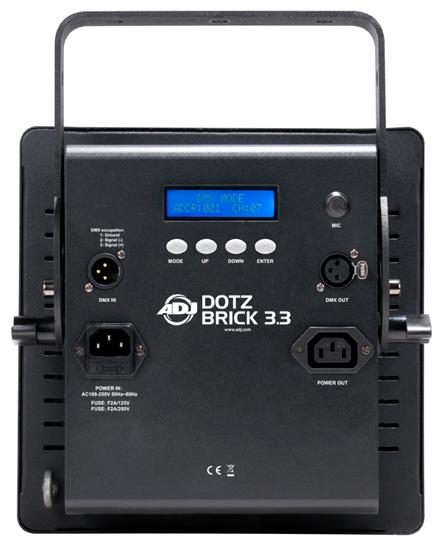 American DJ Dotz Brick 3.3