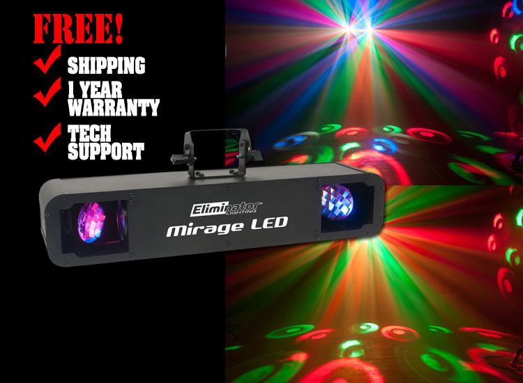 Eliminator Mirage LED