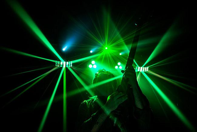 Chauvet DJ Gigbar IRC