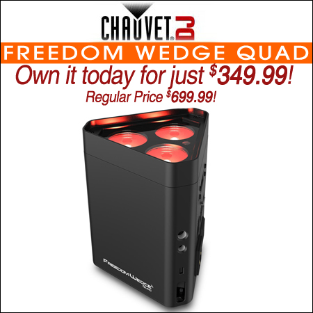 Chauvet DJ Freedom Wedge